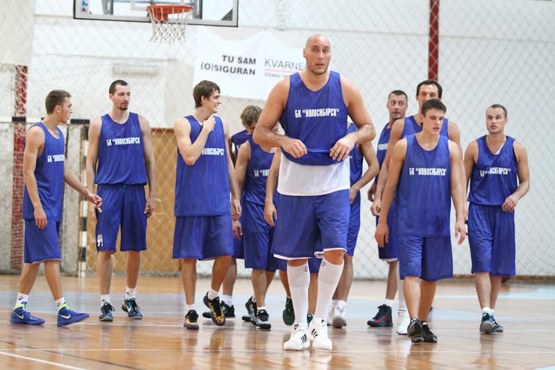 Pavel Podkolzin is the tallest NBA player in history from Russia
