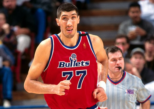 Who's the tallest basketball player in the world? Gheorghe Mureșan