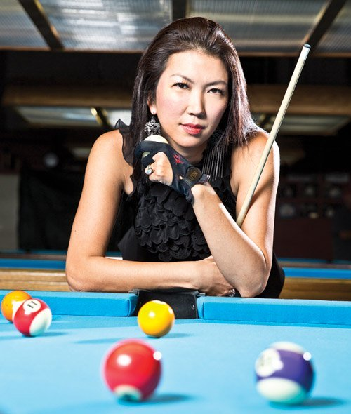best female pool player of all time