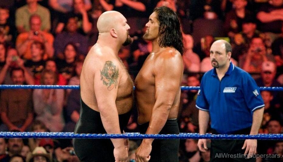 tallest wwe wrestlers ever