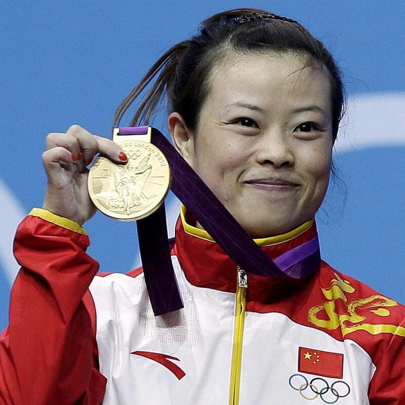 women's olympic weightlifting