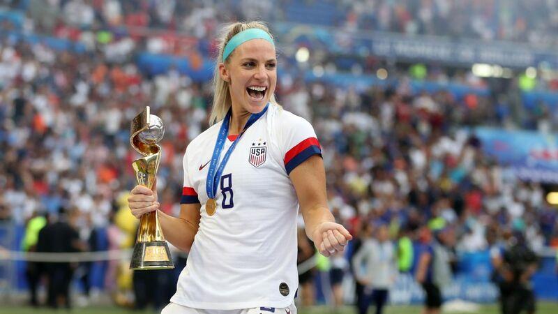 best women's football player