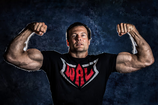 Devon Laratt could be the strongest arm wrestler
