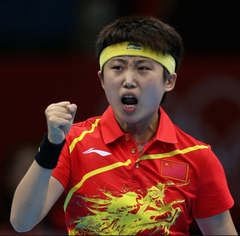 best table tennis player ever