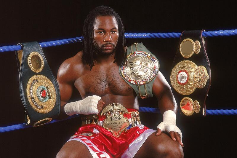 top heavyweight boxers all time