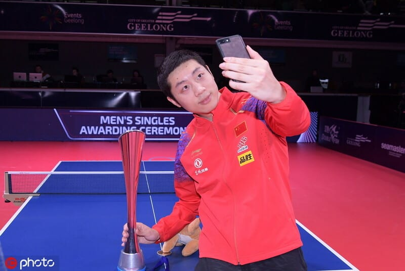 famous table tennis players