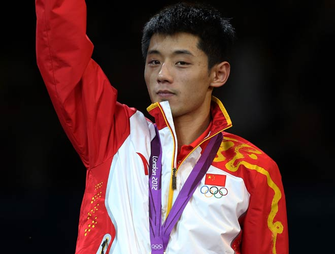 best table tennis player in the world