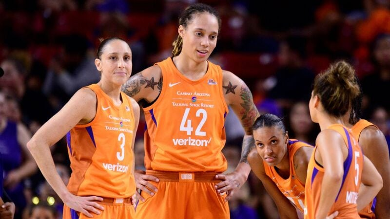 tallest wnba player right now